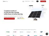 solar energy training in India