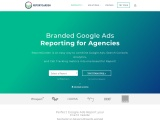 Google Ads Reporting Tool for Digital Ad Agencies | ReportGarden