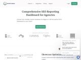 SEO Reporting Dashboard for Digital Ad Agencies | ReportGarden
