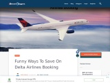 Funny Ways to Save On Delta Airlines Booking