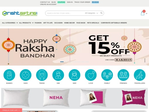 Personalised gifts online India | Customised gifts online for Men and Women