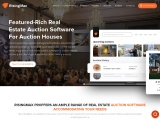 Automate Real Estate Auction House Processes with Auction Software for Real Estate