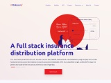 One-stop shop for complete insurance lifecycle | Riskcovry