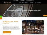 Top Commercial Fit Out Company in Dubai   Interior Design Firms