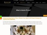 Fit out company Dubai | Interior Fitout Dubai