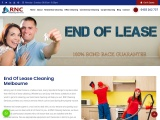 End of Lease Cleaning Melbourne   Bond Back Cleaning Melbourne