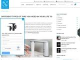 Buy Taps for Bathroom Online – Best Types of Taps Online