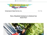 How Roadside Assistance in Amherst can Help You