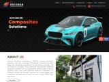 Carbon fiber parts & Carbon fiber sheets in Advanced Composites