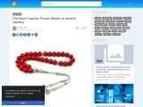 Buy Tasbih Online – Buy Beautiful Tasbeeh Online Supplier UK!
