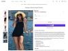Womens Black Overall Shorts – romperjill