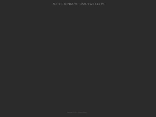 linksyssmartwifi.com : How To Setup linksys smart wi-fi router?