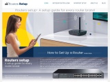 Setup Process of New WIFI Router and WIFI Range Extender