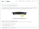 How to Reset Cisco Linksys Wrt120n router?