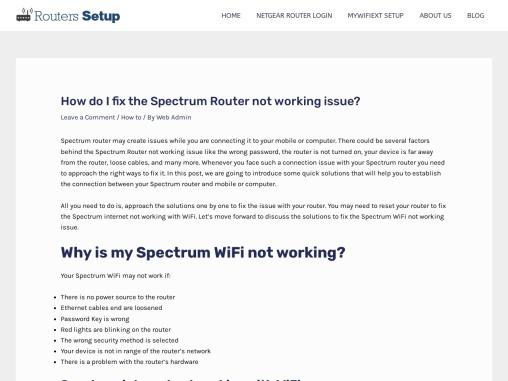 How to reset netgear wifi extender?