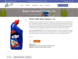 Best Toilet Bowl Cleaner Brand | Toilet Bowl Cleaning Liquid