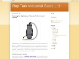 Selecting the Right Vacuum Cleaners for Commercial Spaces