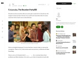 F.R.I.E.N.D.S The Reunion Party