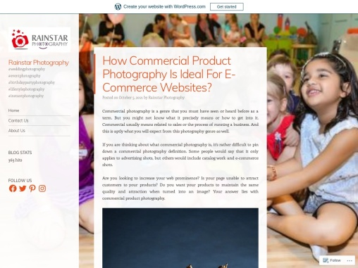 How Commercial Product Photography Is Ideal For E-Commerce Websites?