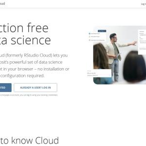 RStudio Cloud