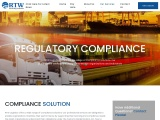 Get Compliance Solution & Management at RTW Logistics