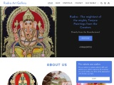 Tanjore Painting  Art Gallery- Rudra Art Gallery