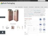 Custom Printed Perfume Boxes Wholesale with special impact