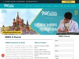Study MBBS in Russia at Top MBBS Universities