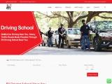 Best Driving School Near Me ~ Professional Trainers in Bengaluru