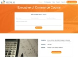 Best Executive of Commerce Course