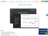 RESEARCH EDGE – INVESTMENT LETTER- FOR LONG TERM INVESTMENT