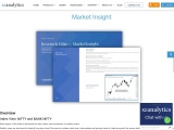 RESEARCH EDGE – MARKET INSIGHT SHORT TERM NEWSLETTER CONTAINING TECHNICAL ANALYSIS