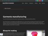 Saas Tech Fashion apparelmanufacturer