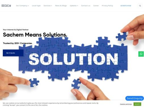 Digital Marketing Agencies – Sachem GIS