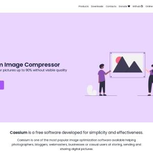 Caesium | Free Image Compression Tool