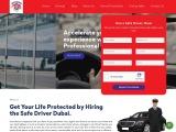 Hire a Safe Driver in Dubai | Safe Driver in Dubai