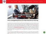 Designated Driver Service | Safe  Driver