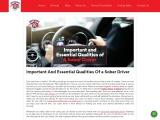 Sober Driver in Dubai | Safe Drivers
