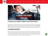 Hire a Smart Driver Dubai | SafeDriver