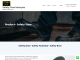 Top Safety shoe malaysia