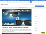 The Pros and Cons of Transition Lenses vs. Sunglasses