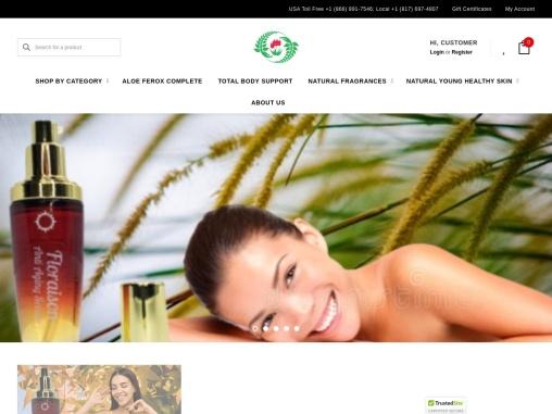 Natural Organic Perfume Samples Online