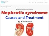 nephrotic syndrome, nephrotic syndrome