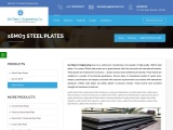 15MO3 Steel Plate Exporters in India