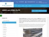 Abrex 400 Steel PlateStockist in Mumbai