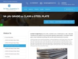 ASTM A387 Grade 11 Class 2 Steel Plate Distributors in Mumbai