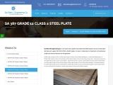 ASTM A387 Grade 12 Class 2 Steel Plate Suppliers