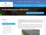 ASTM A387 Grade 5 Class 2 Steel Plate Dealers