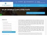 ASTM A387 Grade 91 Class 2 Steel Plate Exporters