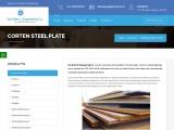 Corten Steel Plate Suppliers